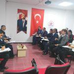 Maltepe İlçe Milli Eğitim Müdürlüğü Ziyareti