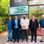 Özel Özel Eğitim Dernekleri Federasyon başkanı Sayın Yunus Kılıç