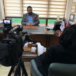 Posta Tv kanalına kurum tanıtımızla ilgili röportaj