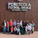BARCELONA FCB ZİYARETİMİZ